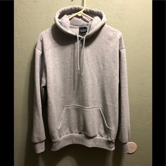 Original Deluxe Medium Gray Hoodie